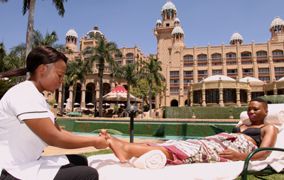 Gatsby Spa Sun City South Africa